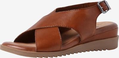 JANA Sandale in braun, Produktansicht