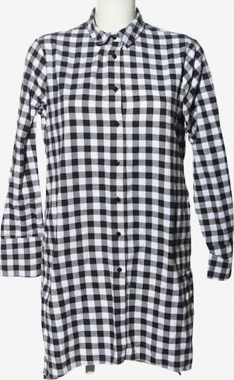 Rut & Circle Long-Bluse in M in schwarz / weiß, Produktansicht