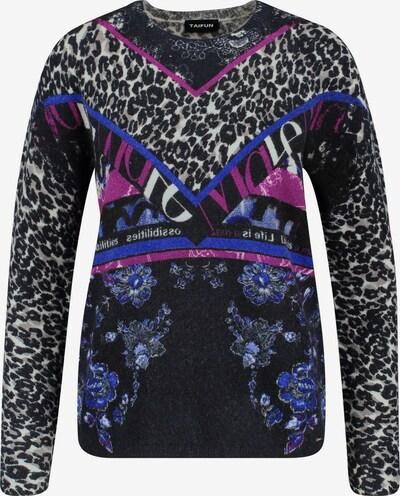 TAIFUN Pullover in mischfarben, Produktansicht
