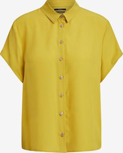 SET Bluse in gelb, Produktansicht