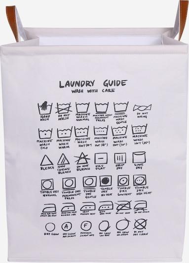 ABOUT YOU Panier à linge 'Comfy Square Large' en blanc cassé, Vue avec produit