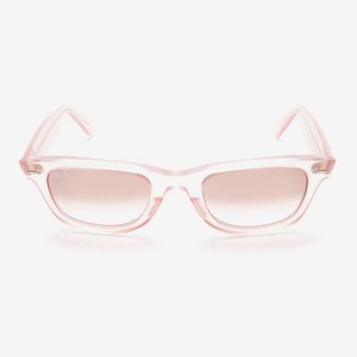 Ray-Ban Sonnenbrille in One Size in pastellrot, Produktansicht