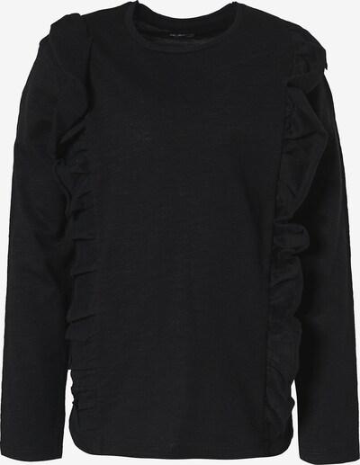 VERTBAUDET Langarmshirt in schwarz, Produktansicht
