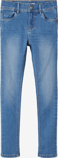 NAME IT Skinny Fit Jeans in blau, Produktansicht