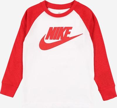 Nike Sportswear Tričko 'SAFARI FUTURA' - červená / biela, Produkt