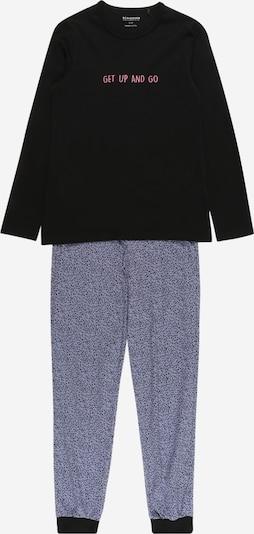 Pijamale SCHIESSER pe gri / roz / negru, Vizualizare produs
