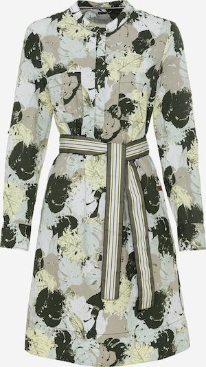 CAMEL ACTIVE Blusenkleid in beige / grün, Produktansicht