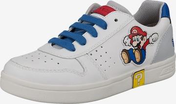 GEOX Sneaker 'Djrock' in Weiß