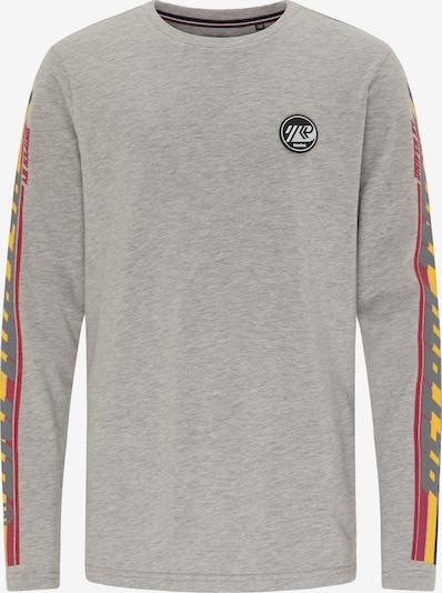 Petrol Industries T-Shirt in graumeliert / mischfarben, Produktansicht