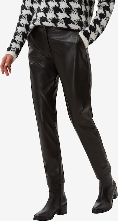 BRAX Hose 'Maron' in schwarz, Modelansicht