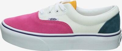 VANS Sneaker in dunkelgrün / orange / pink / weiß, Produktansicht
