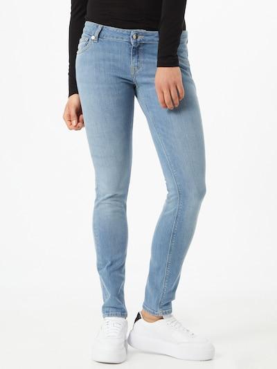 MUD Jeans Jeans in blau, Modelansicht