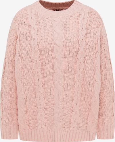 myMo ROCKS Pullover in rosa, Produktansicht