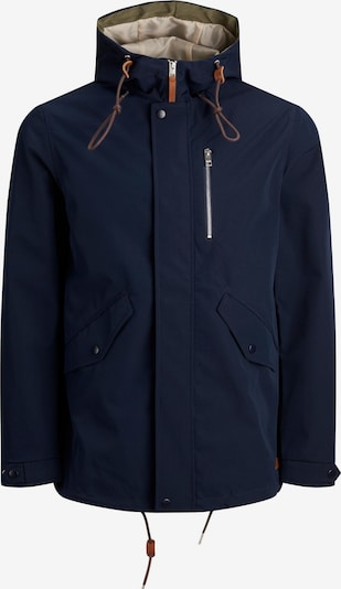 Jack & Jones Plus Between-season jacket 'Hughes' in dark blue, Item view
