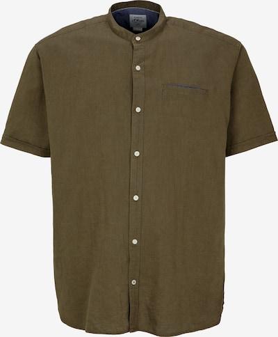 s.Oliver Men Big Sizes Hemd in khaki, Produktansicht