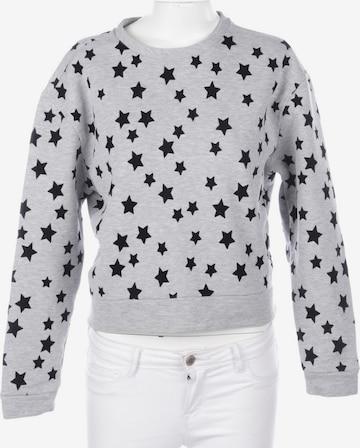 Maje Sweatshirt / Sweatjacke in XS in Grau