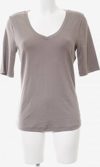 Lilienfels V-Ausschnitt-Shirt in M in braun, Produktansicht