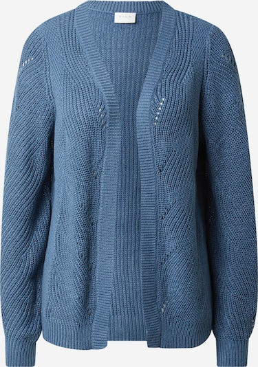 VILA Strickjacke 'ENIA' in blau, Produktansicht