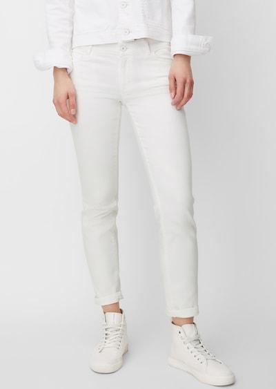 Marc O'Polo Jeans in weiß, Modelansicht