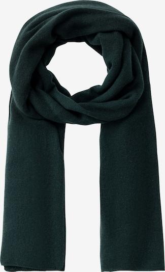 HALLHUBER Schal in dunkelgrün, Produktansicht