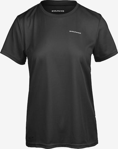 ENDURANCE Funktionsshirt 'Vista' in schwarz, Produktansicht