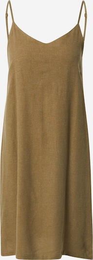 basic apparel Robe d'été 'Trine' en kaki, Vue avec produit