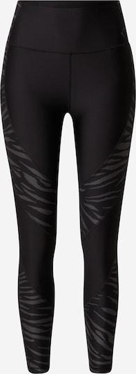 PUMA Workout Pants in Smoke grey / Black, Item view