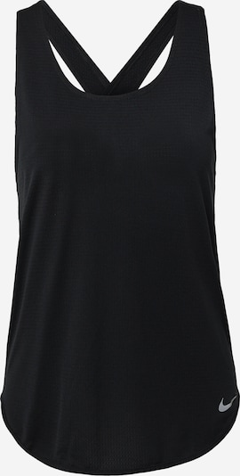 NIKE Sporttop in schwarz, Produktansicht