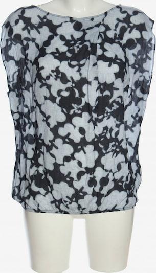 Marc O'Polo ärmellose Bluse in XL in schwarz / weiß, Produktansicht
