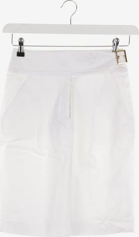 Blumarine Skirt in XS in White