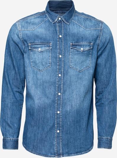 Mavi Overhemd in de kleur Blauw denim, Productweergave