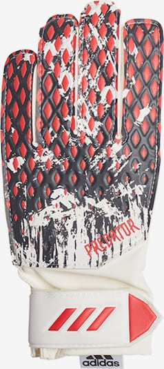ADIDAS PERFORMANCE Handschuh in rot / weiß, Produktansicht