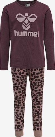 Pyjama Hummel en violet