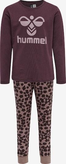 Hummel Nachtkledij in de kleur Braam / Rosa, Productweergave