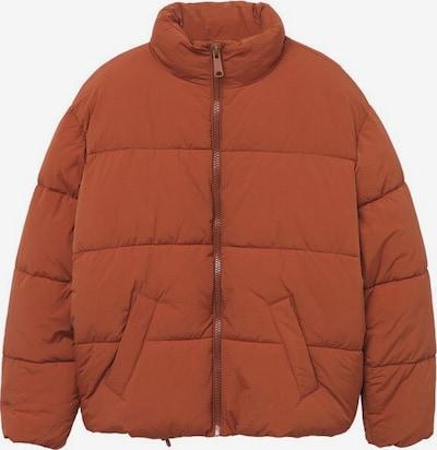 MANGO Winter Coat 'Gabi' in Orange, Item view