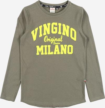 VINGINO T-Shirt en jaune / olive, Vue avec produit
