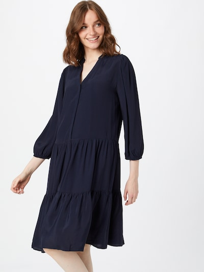 Rochie tip bluză Esprit Collection pe bleumarin, Vizualizare model