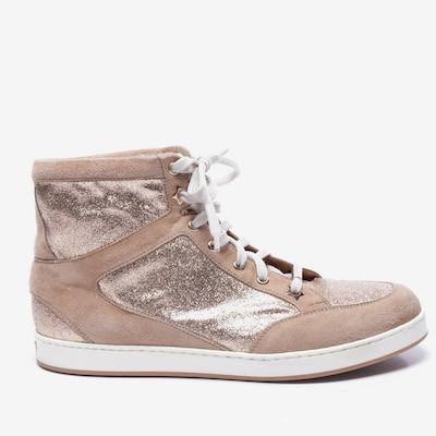 JIMMY CHOO High-Top Sneaker in 38,5 in sand, Produktansicht
