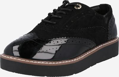 River Island Chaussure à lacets en noir, Vue avec produit