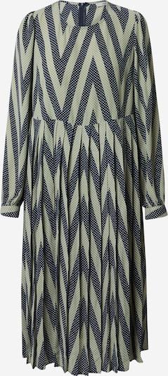 minimum Kleid 'Marseline' in navy / oliv / weiß, Produktansicht
