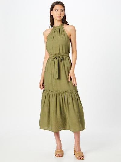 DeFacto Kleid in grün, Modelansicht