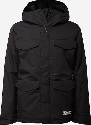 BURTON Outdoorjas in de kleur Zwart, Productweergave