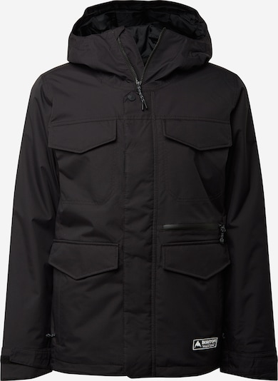 BURTON Outdoorová bunda - čierna, Produkt