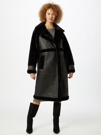 fekete VILA Átmeneti kabátok, Modell nézet