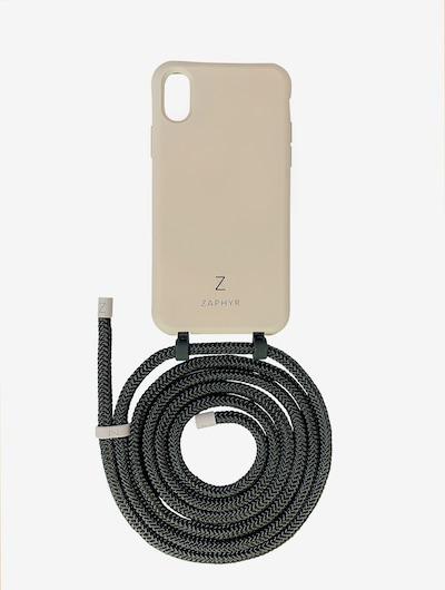ZAPHYR Smartphonehoesje 'Taylor, iPhone 7/8/SE' in de kleur Grijs, Productweergave