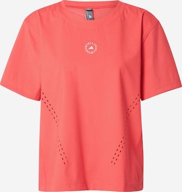adidas by Stella McCartney Функционална тениска в червено