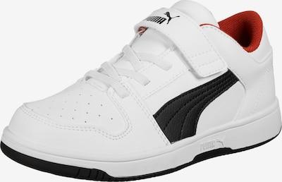 PUMA Sneaker 'Rebound Layup Lo SL' in rot / schwarz / weiß, Produktansicht