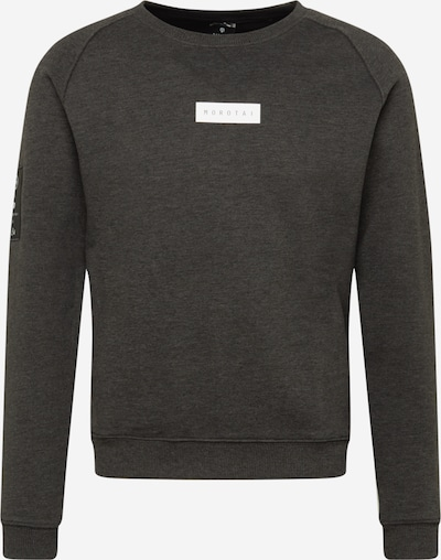 MOROTAI Sportiska tipa džemperis pelēks, Preces skats