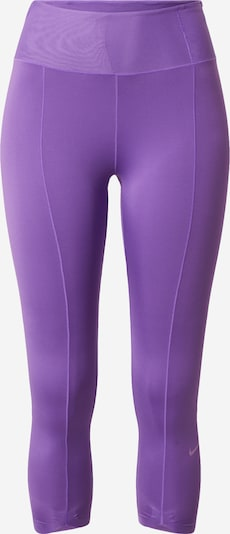 Sportinės kelnės 'One Luxe' iš NIKE , spalva - neoninė violetinė / pastelinė violetinė, Prekių apžvalga