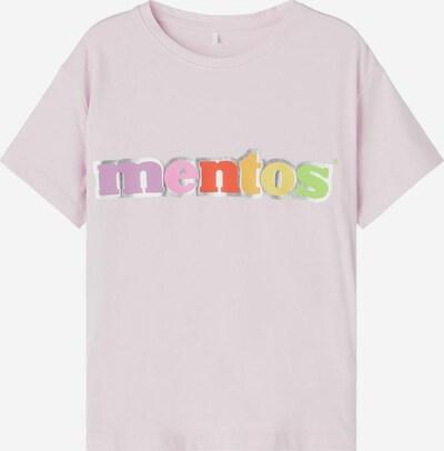 NAME IT T-Shirt en lilas: Vue de face
